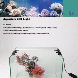 LED-Aquarium-Licht mit Farben-Änderung und Timer 30W 4-Feet