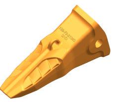 قطع غيار البلدوزر الكسارة للخدمة الشاقة الأسنان 198-78-21340HD لكوماتسو الطراز D475