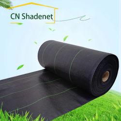 Géotextile PP Paysage agricole contre les mauvaises herbes des tapis de couvercle de tamis de toile de masse