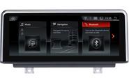 Witson BMW 인조 인간 9.0 BMW를 위한 큰 스크린 차 DVD 1개의 시리즈 (2017-) 본래 Evo 시스템