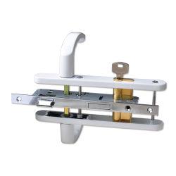 Kit serratura singola per sistema di bulloneria per porte in PVC profilato in alluminio Accessori hardware sistema con maniglia porta blocco porta Set Casement Sistema di blocco delle portiere