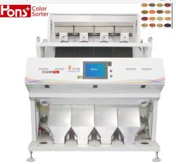 Trieur de couleur industriel de la machine de tri du verre brisé de la machine avec prix d'usine