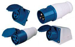 16A 3p 220V IP44 Industrial Plug e Socket