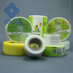 Precio competitivo autoadhesivo cinta adhesiva de tela de fibra de vidrio.
