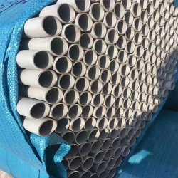 De espesor delgado tubo de acero inoxidable 201