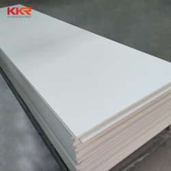 Kkrの人工的な大理石の固体表面のアクリル樹脂の石