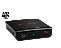 Gtmedia V7 S2X DVB-S2 Satellite-Receiver H. 265 Gt Media Digital & TV satellite haute sensibilité C-Line Support HD