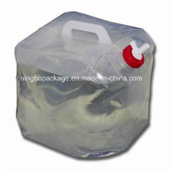 Food Grade PE Collapsible Water Carrier
