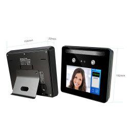 WiFi TCP/IPの顔認識のカメラのモジュール生物測定装置目のスキャンナーの出席システム