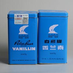 Los productos químicos producto beber bebidas Torta Oso Polar de la vainillina sabor vainilla en polvo