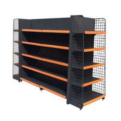 Usine directement fournir de la vente au détail Supermarché Gondole Rack