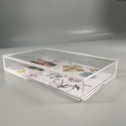 [دووبل لر] فسحة أكريليكيّ برسبكس صورة [بيكتثر فرم] صندوق