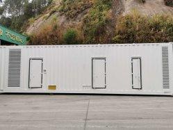 Groupe électrogène 20/40 ft conteneur de la logistique de l'équipement