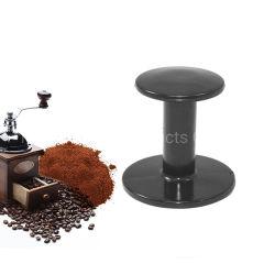 Café de plástico negro Cafetera Prensa Prensa plana
