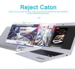Directement en usine fournir des jeux bon marché Intel Core 8+64GB Win10 Netbook ordinateur portable