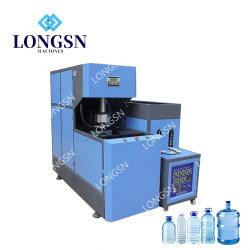 Macchina semi automatica dello stampaggio mediante soffiatura della bottiglia del vaso dell'animale domestico/saltare modellatura facendo macchinario