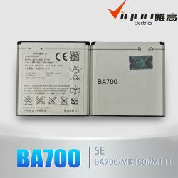 100% بطارية أصلية أصلية لسوني إريكسون Ba700 Mk16I Mt15I Mt11I St18I