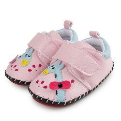 Zapatos de niño lactante Superstarer adorable bebé zapatos al por mayor de dibujos animados