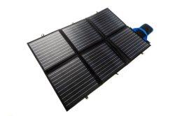 Ultra Light Manta Panel Solar de 120W para acampar, autocaravana, caravana