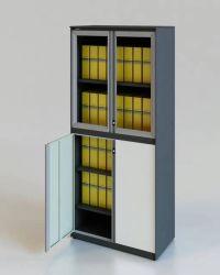 Forniture di ufficio d'acciaio del casellario della porta a battenti di alta qualità