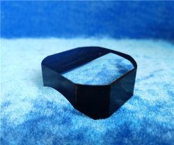 Cutomized 광학 렌즈 무색 원통 모양 렌즈 조준 렌즈 섬유 Endcap Windows 미러 중국 공장