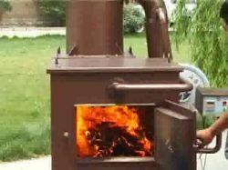 Laboratorium-dierlijke incinerator