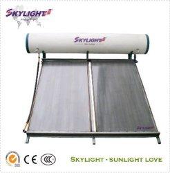 La plaque plate Non-Pressurized Soalr compact chauffe-eau, l'ISO CE approuvé (SLCFS)