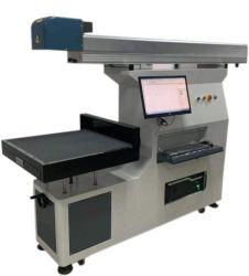 3D CNC Galvo Marcador láser de CO2 máquina de marcado para madera película reflectante/Tarjeta de felicitación de corte grabado en talla grabador