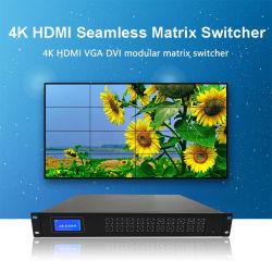 8X8 кабеля HDMI сшитых матричный коммутатор 8X8 сшитых матричный коммутатор с функцией видеостены