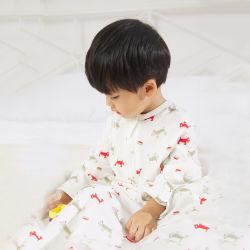 El recién nacido de franela de invierno sobre envolver ajustable Saco de dormir bebé tejer Crochet cochecito de bebé Saco de dormir para niños y niñas ropa de bebé