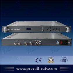 Ricevente di scheda all'ingrosso del PCI della ricevente satellite DVB-S2 HD della fabbrica