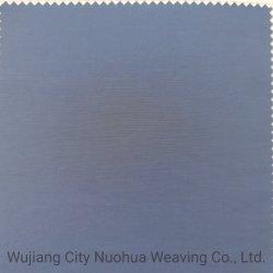 50% poliéster 50% algodão memória real tecido anti-rasgável à prova de água 75D * 32s para casaco/casaco/enchimento Casaco