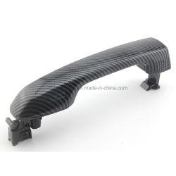 Accesorios de Auto Manija de puerta de coche en fibra de carbono para el 2010+ Toyota Prado Fj150 2010-2020
