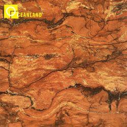Het nieuwe Hoogtepunt van de Manier poetste het Goedkope Verglaasde Ceramische Bouwmateriaal van de Tegel op