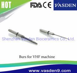 Système de revêtement DLC CAD CAM dentaire Fraises de mouture de zircone pour VHF