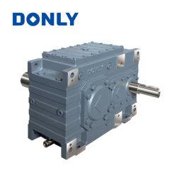 DLH-serie parallelle High Precision-tandwielmotor/kast/reductiekast