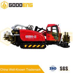 GD Goodeng 5T/13T/20T/25T/36T/42Tdrilling équipement machine de forage directionnel horizontal sans tranchée pour le câble/pétrole/gaz/électricité/d'eaux usées de la machine du disque dur