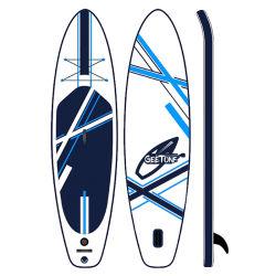 Techsurf drop Stitch 14 ft Racing Stand Stand Up المجداف لوح ركوب الأمواج القابل للنفخ