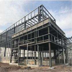 구조상 금속 건축 건축 Prefabricated 조립식 창고 강철 구조물