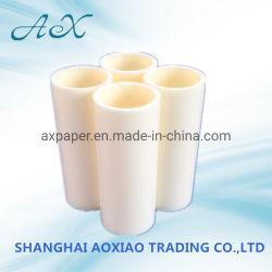 ABS facoltativo di formati che impacca i tubi di plastica del tubo di memoria per la bobina termica del rullo del nastro di trasferimento e che ristringe