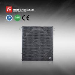 "B&C 스피커 베이스 직업적인 스피커는 18 "" Subwoofer 선 배열 시스템 오디오 시스템 PA Vk18b20를 골라낸다"