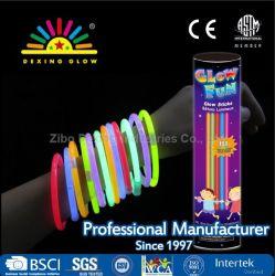 Vivii Glowsticks, 100 steekt Levering van de Gunsten van de Partij van de Kleuren van de Stok van de Gloed van het Speelgoed de Armbanden omhoog Gemengde aan