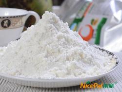 Alimentação Direta de fábrica o sabor natural de leite de coco em pó/ secos por spray de pó de leite de coco/ Fruto Coco em pó