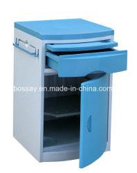 Governo del lato del letto dell'ospedale dell'ABS di funzione di approvazione di Ce/ISO multi con il cassetto