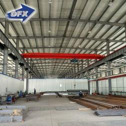 изготовленный на заказ<br/> Легкие Сборные стальные конструкции здания склада