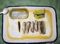 Eol Ingeblikte Sardine in Olie met Spaanse peper