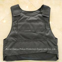 Polícia preto Stab Colete resistente
