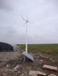 Циндао Anhua 2Квт шаг контролируется ветровой турбины для дома, фермы