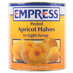 In Büchsen konservierte Aprikose in A10 von China