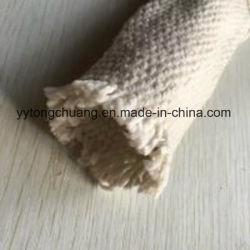 Manchon isolant en fibre de céramique pour protéger les flexibles hydrauliques industriels